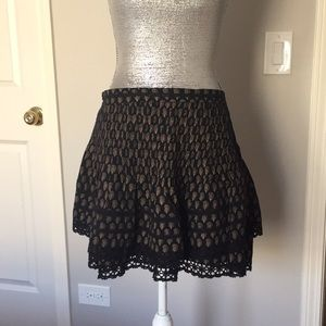 Free People short skirt, size 8